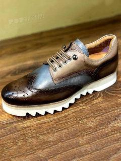 2020年2月米蘭男鞋男士單鞋展會跟蹤227643