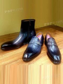 2020年2月米蘭男鞋男士單鞋展會跟蹤227641