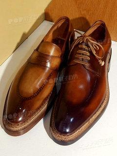 2020年2月米蘭男鞋男士單鞋展會跟蹤227652