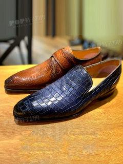 2020年2月米蘭男鞋男士單鞋展會跟蹤227646