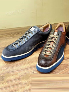 2020年2月米蘭男鞋男士單鞋展會跟蹤227638