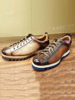 2020年2月米蘭男鞋男士單鞋展會跟蹤227650