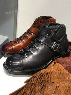 2020年2月米蘭男鞋靴子展會跟蹤227666