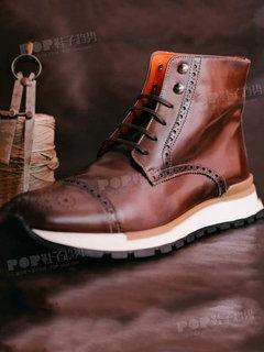 2020年2月米蘭男鞋靴子展會跟蹤227665