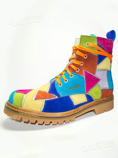 2020年2月米蘭男鞋靴子展會跟蹤227657