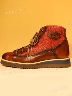 2020年2月米蘭男鞋靴子展會跟蹤227667