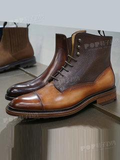 2020年2月米蘭男鞋靴子展會跟蹤227656
