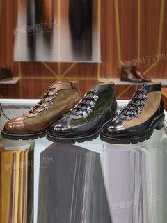 2020年2月米蘭男鞋靴子展會跟蹤227660