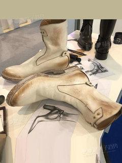 2020年2月米蘭男鞋靴子展會跟蹤227655