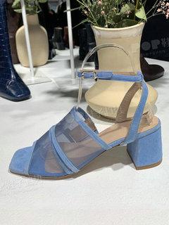 2020年4月巴黎女鞋涼鞋展會跟蹤236000