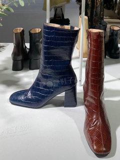 2020年4月巴黎女鞋靴子展會跟蹤236002