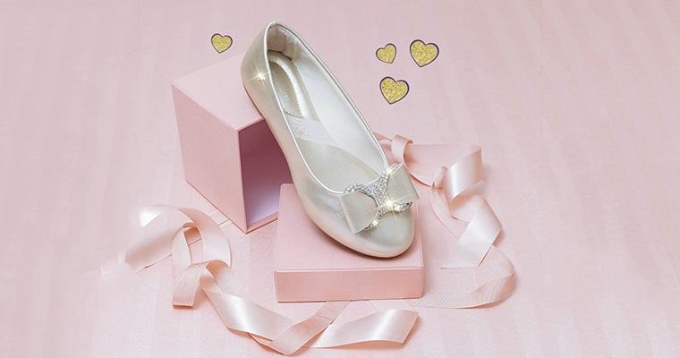甜美优雅--公主鞋来袭