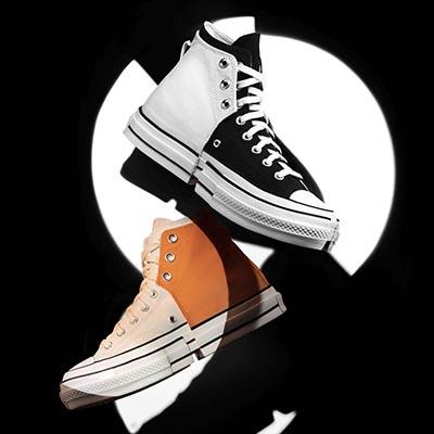 经典唤新-帆布鞋
