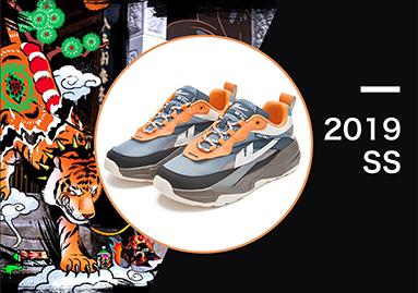最Real联名   最新C位出道的运动鞋系列
