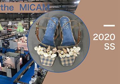 the MICAM米兰展 | 2020春夏女鞋元素分析