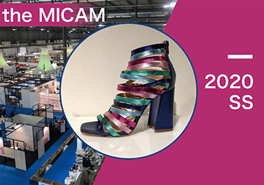 the MICAM米兰展 | 2020春夏女鞋工艺分析