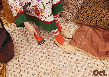 大牌合集 | 10月欧美大牌女鞋新款合集