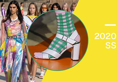 米兰时装周 | 2020春夏女鞋综合分析