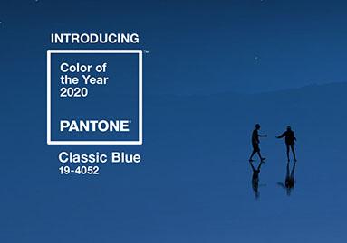 经典蓝--PANTONE(潘通)2020年度代表色