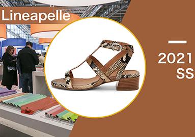 意大利琳瑯沛麗皮革展(LINEAPELLE) | 2021春夏面料綜合分析