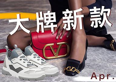 大牌合集 | 4月欧美大牌男/女鞋新款合集
