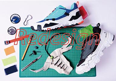 与众不同 | 运动鞋大改造