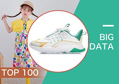 TOP100 | 2020年06月童鞋大数据分析