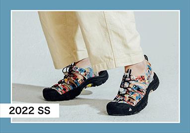 情迷户外--2022春夏运动鞋单品趋势
